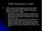 ngo activities in haiti1