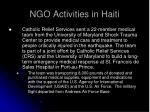 ngo activities in haiti2