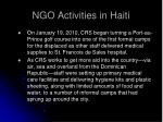 ngo activities in haiti4