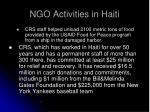 ngo activities in haiti6
