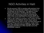 ngo activities in haiti7