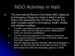 ngo activities in haiti8
