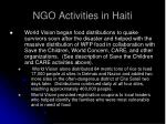 ngo activities in haiti9
