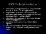 ngo professionalization11