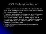 ngo professionalization16
