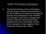 ngo professionalization23