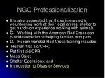 ngo professionalization26