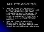 ngo professionalization28
