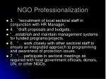 ngo professionalization37