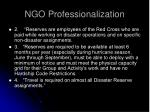 ngo professionalization8