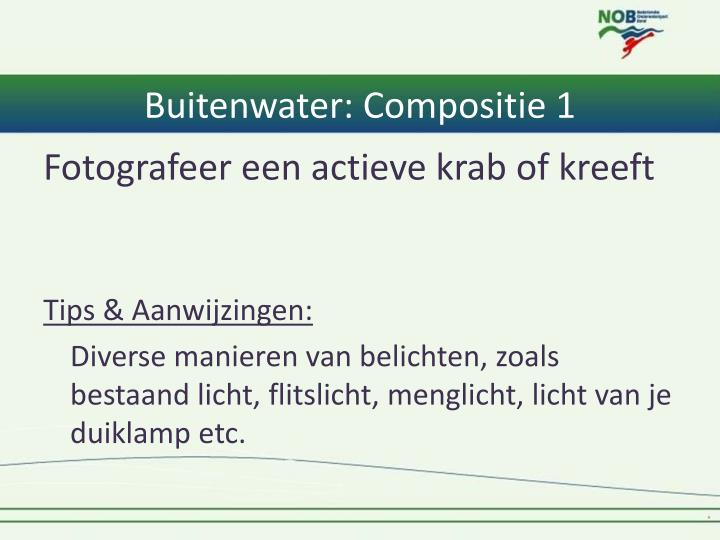Buitenwater