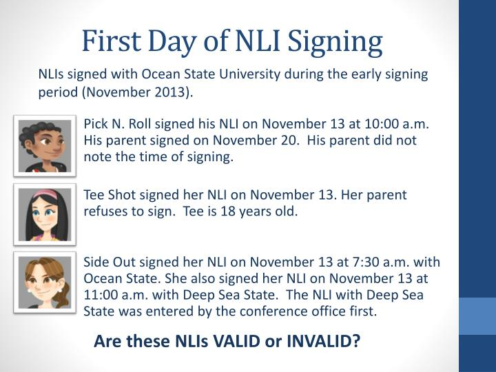 national letter of intent pdf