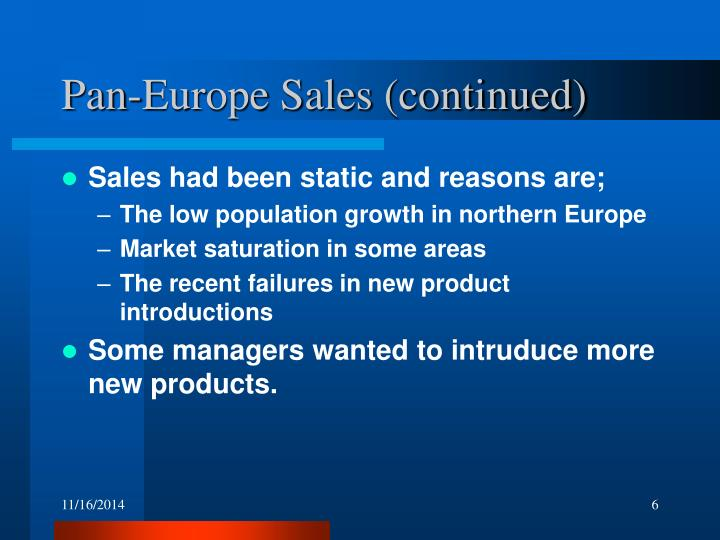 pan europa foods Pan europa foods  question 1  a strategically, what must pan-europa do to  keep from becoming the victim of a hostile takeover answer:.