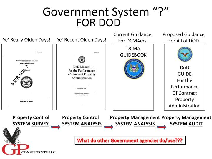 "Government System ""?"""