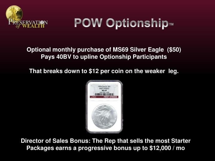 POW Optionship