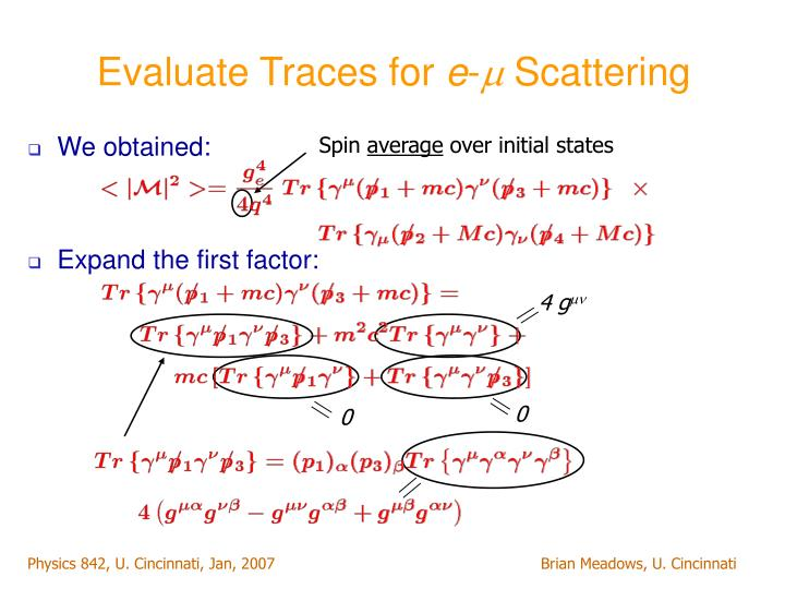 Evaluate Traces for