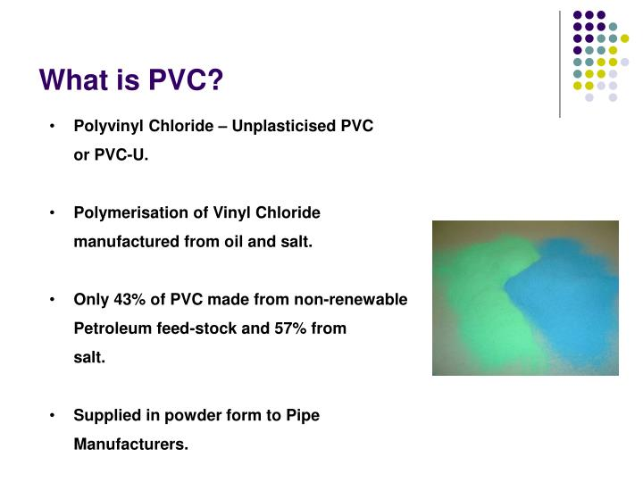 What is PVC?