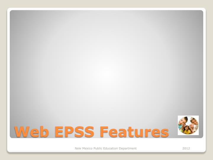Web EPSS Features