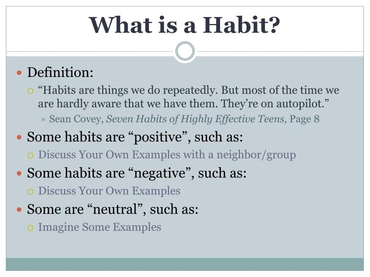 Nice covey effective habit highly sean teen something