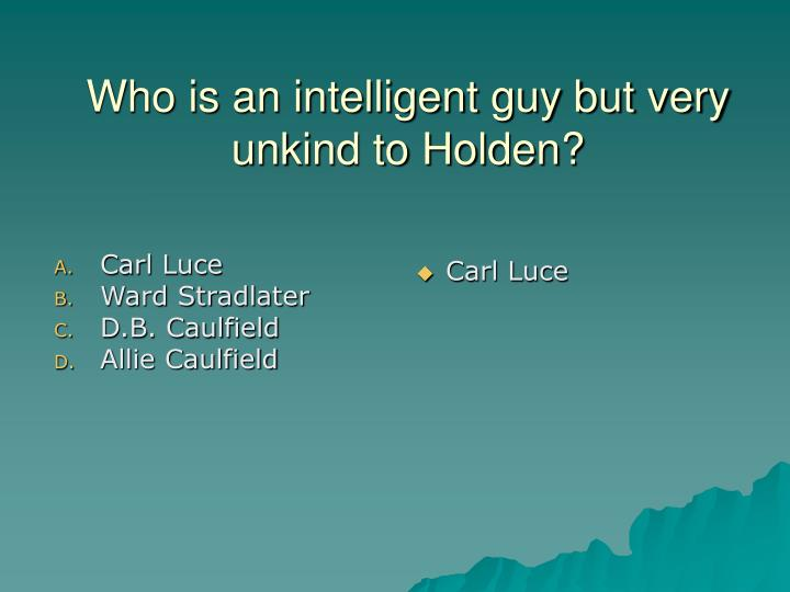 Carl Luce