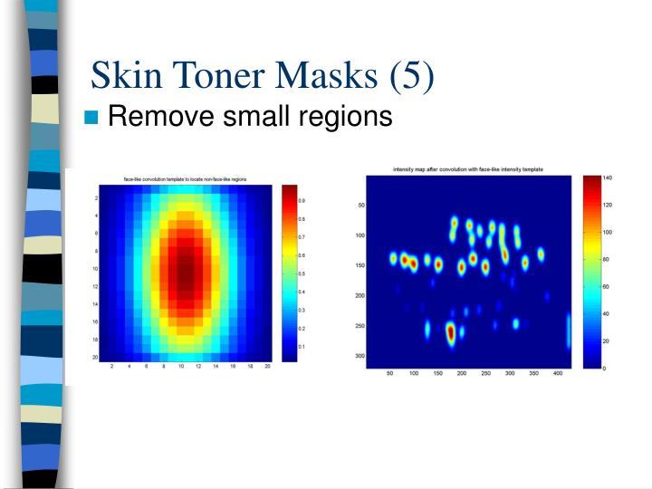 Skin Toner Masks (5)