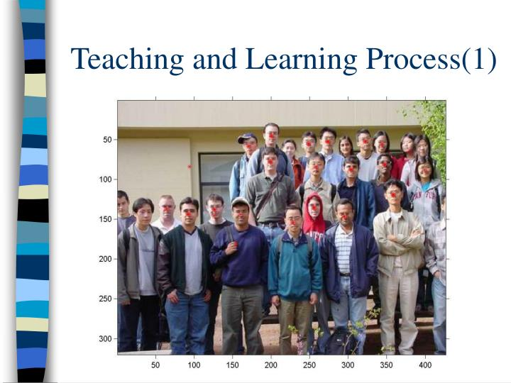 Teaching and Learning Process(1)