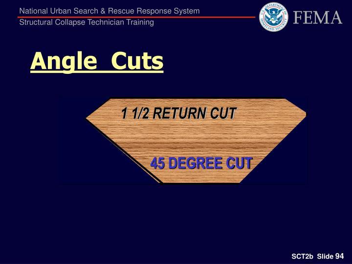 Angle  Cuts