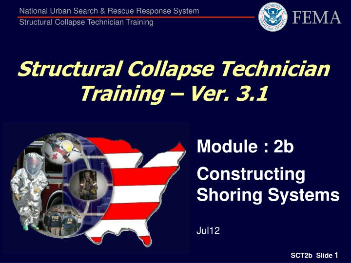 Structural collapse technician training ver 3 1