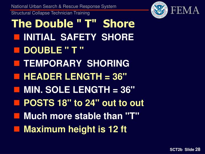 "The Double "" T""  Shore"