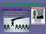advantages of rfid chips