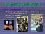 advantages of rfid chips4