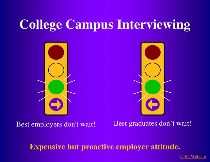 Best employers don't wait!