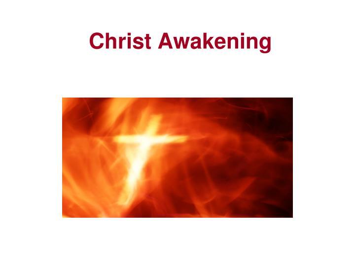 Christ Awakening