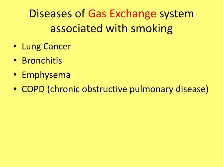 Diseases of