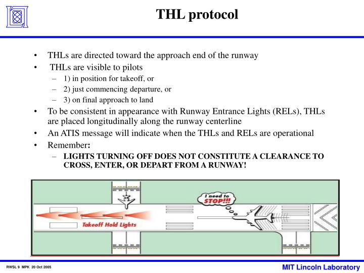 THL protocol