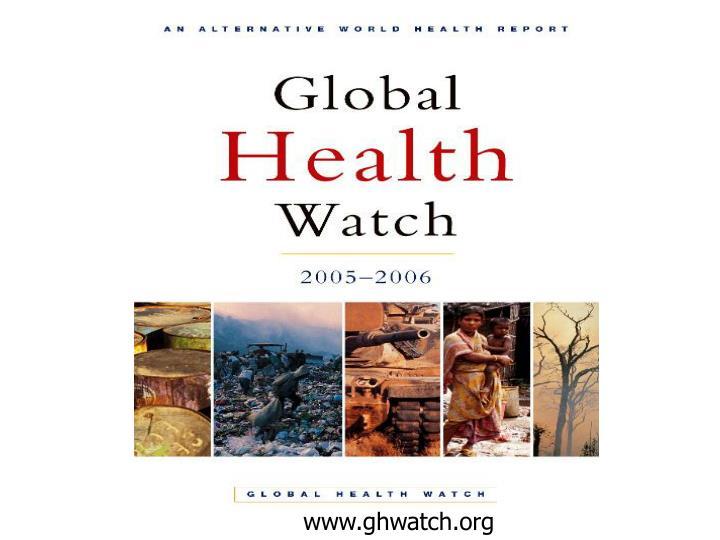 www.ghwatch.org