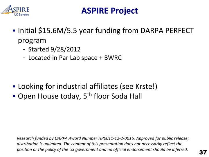 ASPIRE Project
