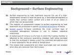 background surface engineering1