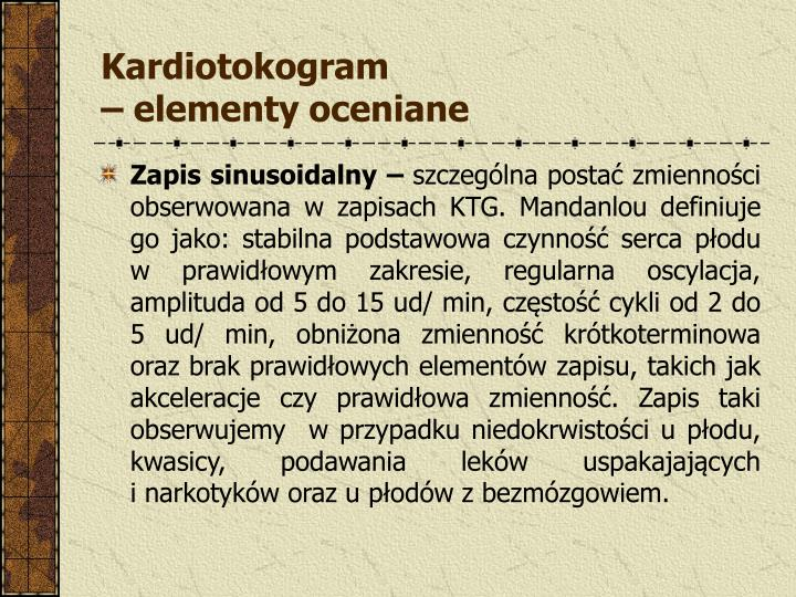 Kardiotokogram