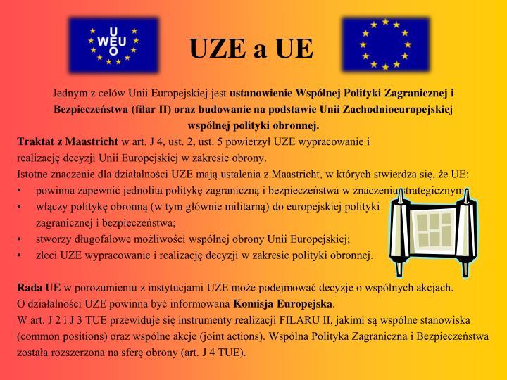 UZE a UE