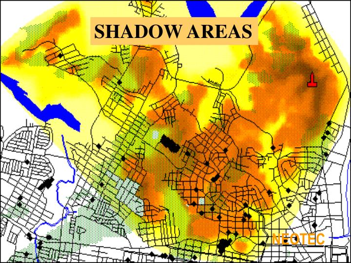 SHADOW AREAS