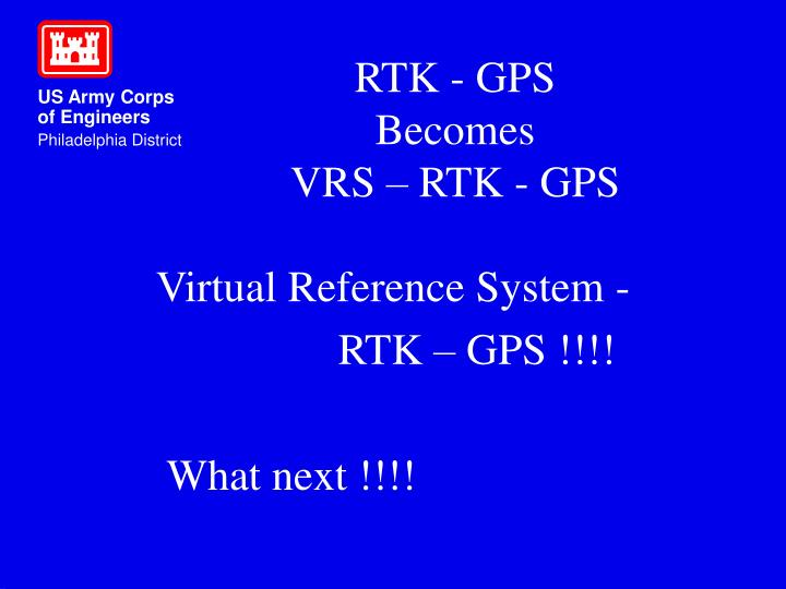 Virtual Reference System -