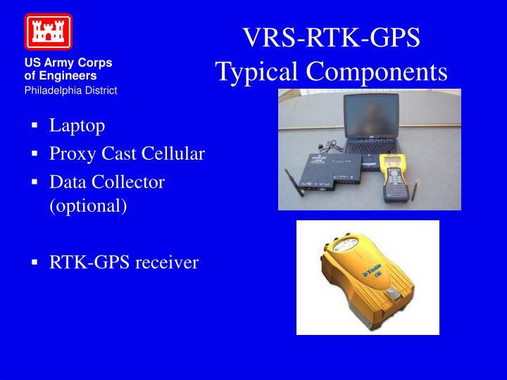VRS-RTK-GPS
