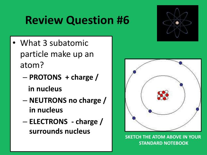 Review Question #6
