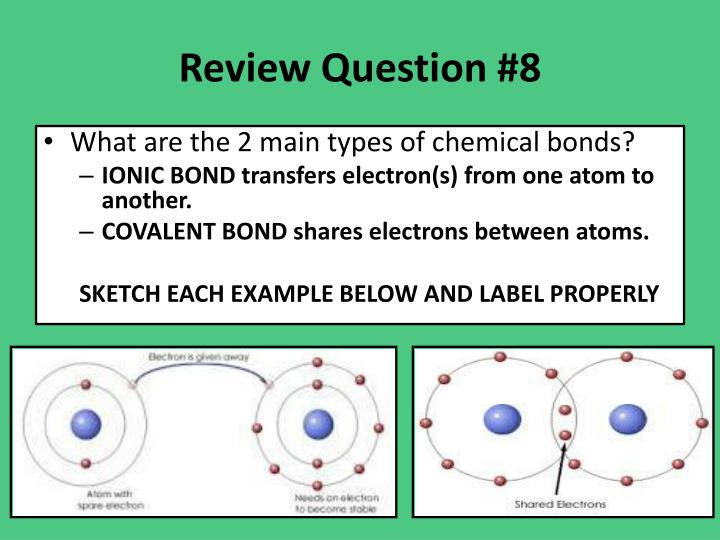 Review Question #8