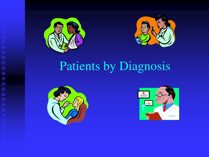 Patients by Diagnosis