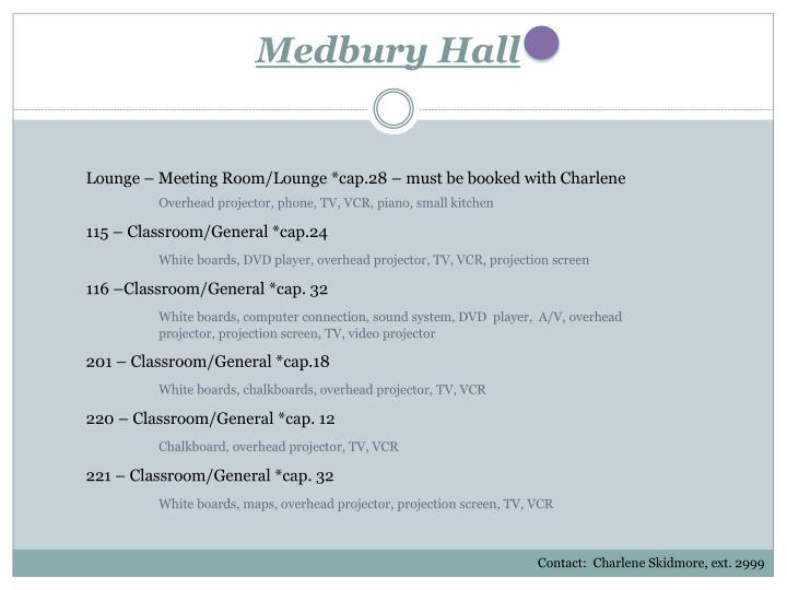 Medbury
