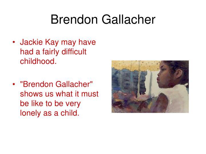 Brendon Gallacher