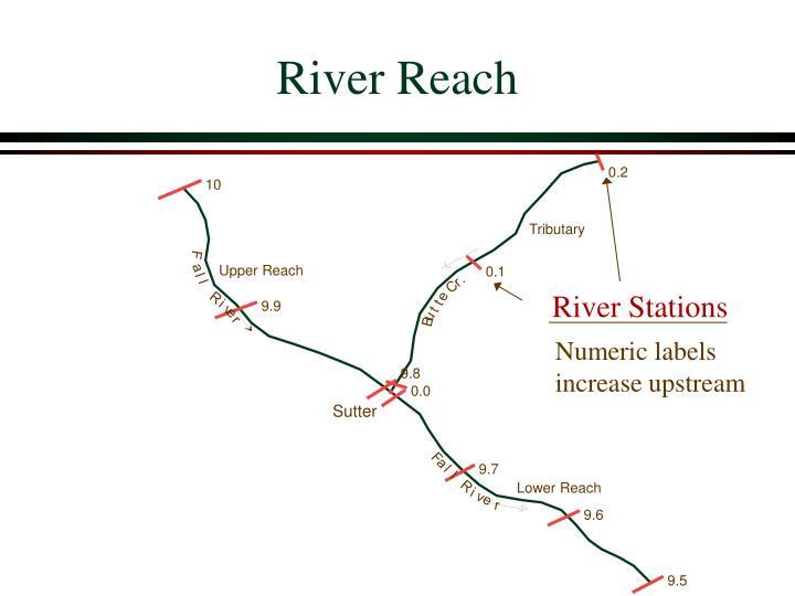 River Reach