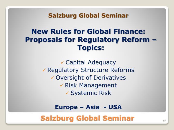 Salzburg Global Seminar